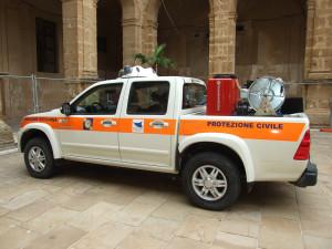 fuoristrada di protezione civile al comune di sciacca 3