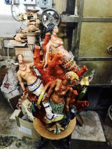 carnevale di sciacca 2017 - trofeo ceramica