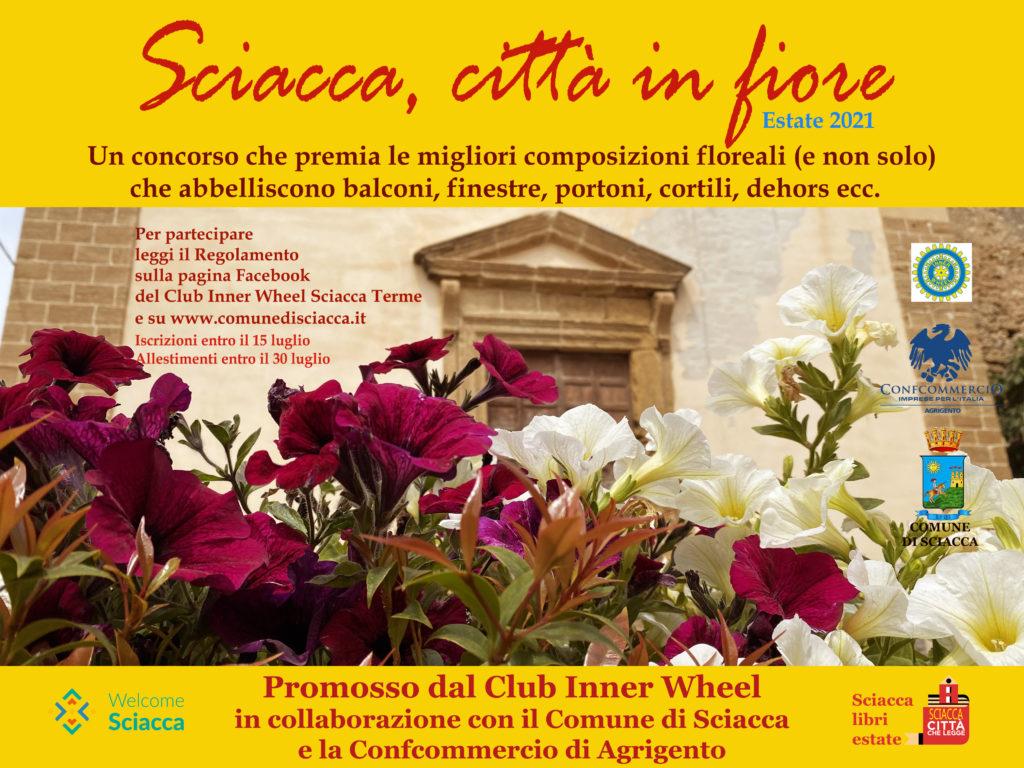 Sciacca città in fiore, un concorso aperto a cittadini e commercianti