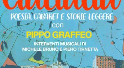 Sciacca estate 2021, spettacolo con Pippo Graffeo nel giardino del Museo del Carnevale