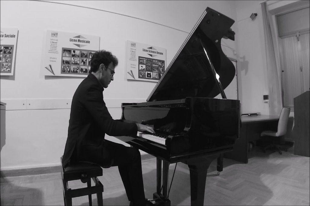 SCIACCA ESTATE 2021, CONCERTO AL PIANO DI MICHELE ALLEGRO