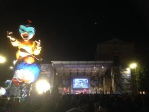 Carnevale di sciacca 2015 palco