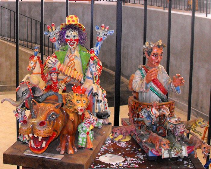 Carnevale di sciacca 2015 a cocci di ceramicaa al for Arte arredi sciacca