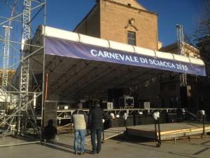 carnevale di sciacca 2015 il palco
