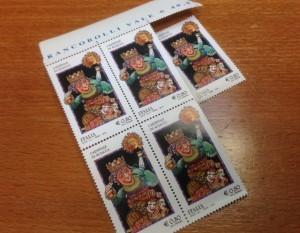 francobolli carnevale di sciacca