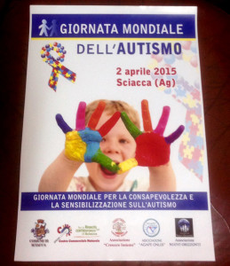 giornata mondiale autismo - manifesto