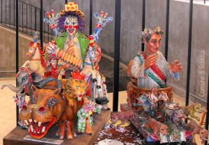 museo carnevale di sciacca bozzetti carri allegorici