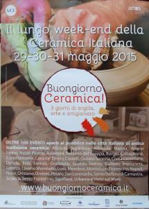 buongiorno ceramica 2015 - 2