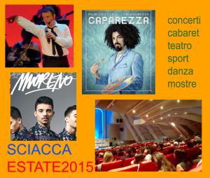 Estate Saccense 2015 - Ranieri Caparezza Moreno