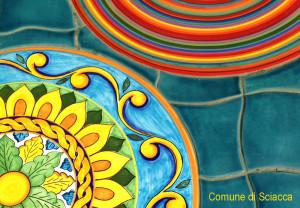 ceramica in panchina