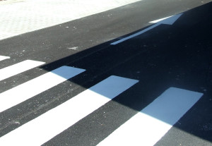 segnaletica stradale orizzontale