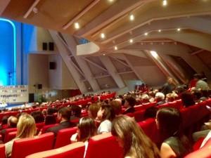 teatro samonà con pubblico