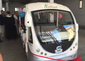 mini bus elettrico 2