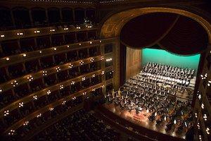 orchestra teatro massimo palermo