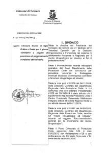ordinanza chiusura scuole 15 ottobre 2015 jpeg 1