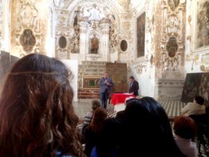 Pirandello e lo zolfo - inaugurazione sciacca 4