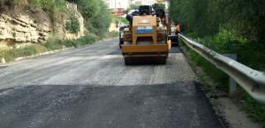 via ghezzi manutenzione asfalto strada