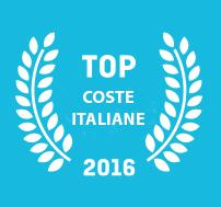 top coste italiane 2016