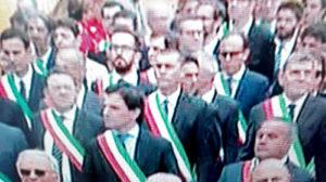 2 giugno parata sindaci a roma