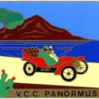 sicilia dei florio auto d'epoca veteran car club panormus