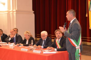 sindaco di paola a incontro anci con ministro alfano 2