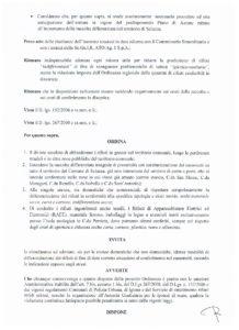 ordinanza raccolta differenziata 2