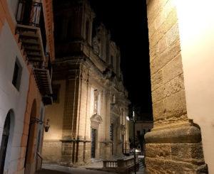 centro storico sciacca - basilica - matrice