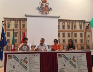 Street Food Fest 2017 conferenza stampa sindaco Valenti assessore bellanca