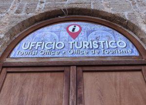 insegna ufficio turistico 1