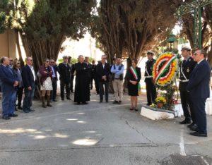 2 novembre 2017 - omaggio ai defunti cimitero comunale - 2