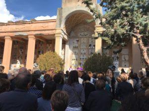 2 novembre 2017 - omaggio ai defunti cimitero comunale - 3