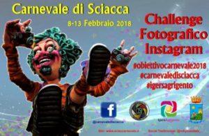 Challenge fotografico carnevale di sciacca 2018