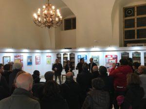 carnevale di sciacca 2018 - omaggio a Vito Maggio
