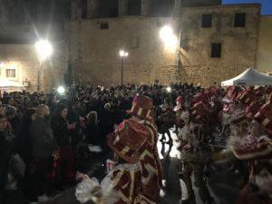 carnevale di sciacca 2018 - spettacolo in piazza noceto 1