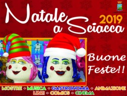 NATALE 2019 A SCIACCA